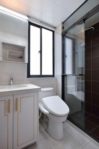 豪华型130平米三室两厅中式风格卫生间装修效果图
