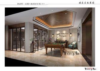 豪华型140平米别墅中式风格健身房装修图片大全