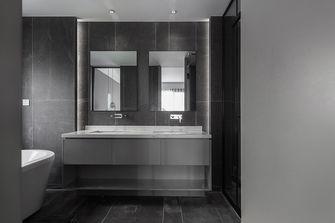 15-20万130平米三室两厅现代简约风格卫生间设计图
