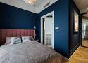 富裕型60平米一室两厅美式风格卧室设计图