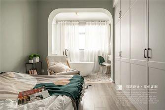 10-15万60平米一室一厅北欧风格卧室装修案例