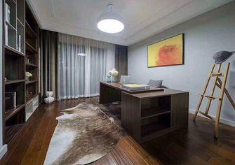 15-20万110平米三室两厅欧式风格书房装修案例