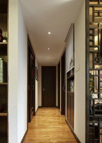 豪华型110平米三室一厅中式风格走廊效果图