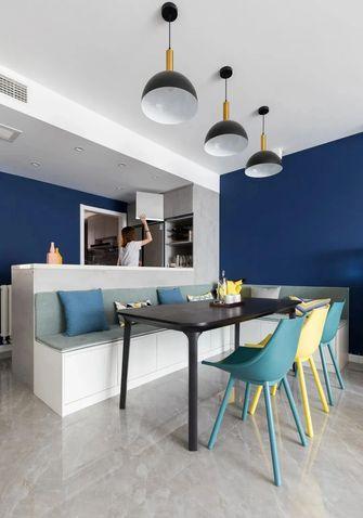 三室两厅混搭风格餐厅图片