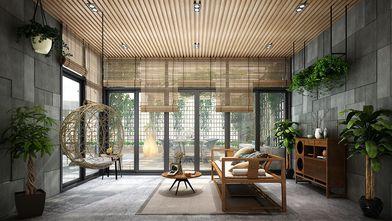 豪华型140平米四室两厅日式风格其他区域装修图片大全