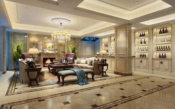 豪华型140平米别墅新古典风格其他区域装修图片大全