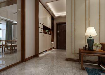 20万以上130平米四室两厅中式风格走廊图片大全