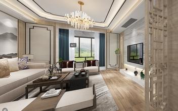 经济型130平米三中式风格客厅装修案例