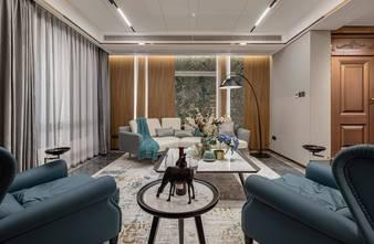 豪华型140平米别墅混搭风格客厅图片大全