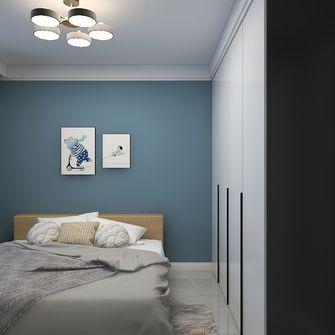 3万以下90平米现代简约风格卧室装修案例