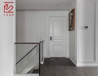 富裕型140平米复式美式风格楼梯间欣赏图
