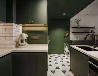 5-10万110平米三室两厅新古典风格厨房设计图