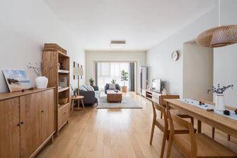 5-10万80平米三室一厅北欧风格走廊装修图片大全
