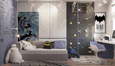 120平米三英伦风格卧室图