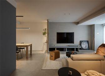 富裕型三室一厅中式风格客厅设计图
