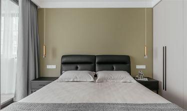 5-10万70平米公寓现代简约风格卧室装修图片大全