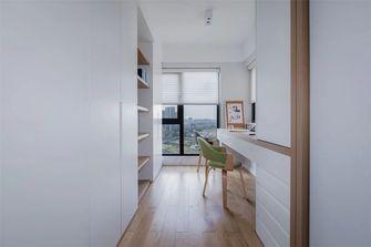 经济型90平米三室两厅北欧风格书房装修图片大全