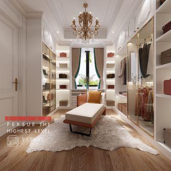 20万以上140平米别墅欧式风格衣帽间装修案例