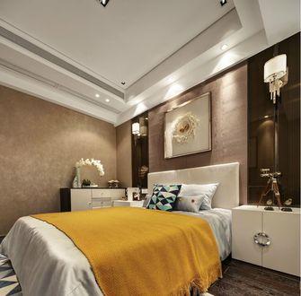 15-20万140平米三室两厅中式风格卧室图片大全