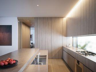 豪华型90平米三室一厅现代简约风格厨房效果图