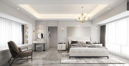 10-15万120平米三室两厅欧式风格卧室效果图