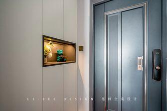 80平米三室两厅轻奢风格玄关装修图片大全
