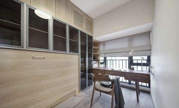 10-15万90平米日式风格书房效果图