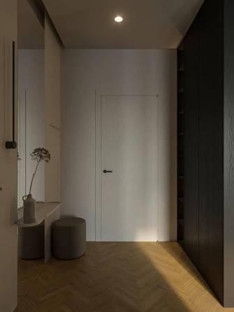 50平米公寓田园风格玄关欣赏图