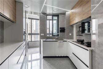 5-10万90平米现代简约风格厨房装修图片大全