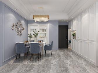 3万以下120平米三室两厅混搭风格餐厅欣赏图