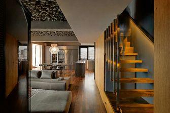 140平米复式工业风风格客厅图