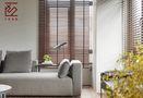 经济型90平米现代简约风格客厅装修案例