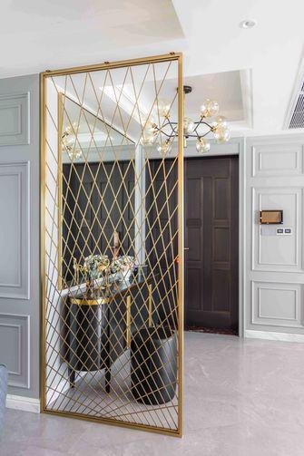 豪华型140平米四室两厅美式风格玄关图片