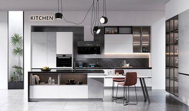 90平米工业风风格厨房设计图