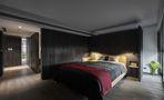 140平米四室两厅工业风风格卧室设计图
