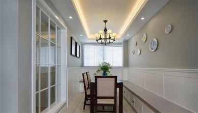 经济型120平米三室两厅混搭风格餐厅欣赏图