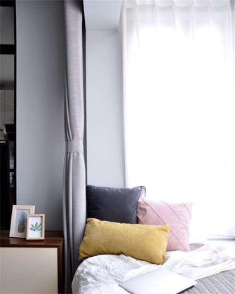 15-20万60平米复式北欧风格客厅装修图片大全