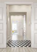 20万以上80平米北欧风格走廊图片