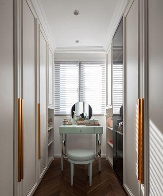 120平米三室两厅法式风格衣帽间装修效果图