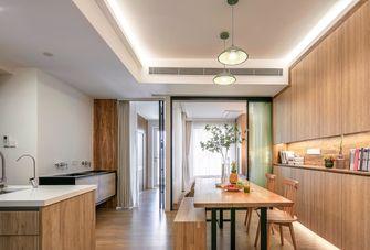 经济型60平米一室两厅日式风格餐厅设计图