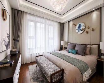 经济型140平米三中式风格卧室图片