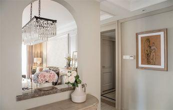 富裕型130平米三法式风格玄关欣赏图