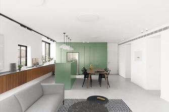 100平米三现代简约风格餐厅装修案例