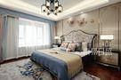 20万以上140平米四新古典风格卧室图