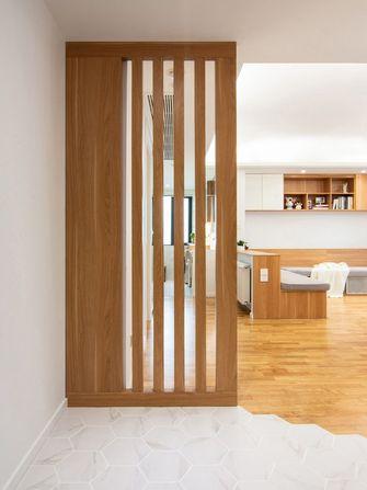 富裕型80平米日式风格客厅装修案例