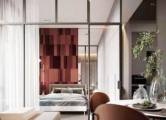 40平米小户型现代简约风格书房设计图