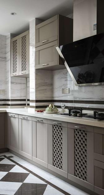 120平米四室一厅欧式风格厨房装修效果图
