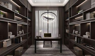 富裕型140平米三室两厅轻奢风格储藏室图