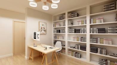 豪华型140平米复式北欧风格书房效果图