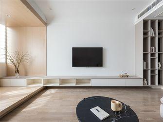 15-20万110平米三室两厅日式风格客厅装修效果图